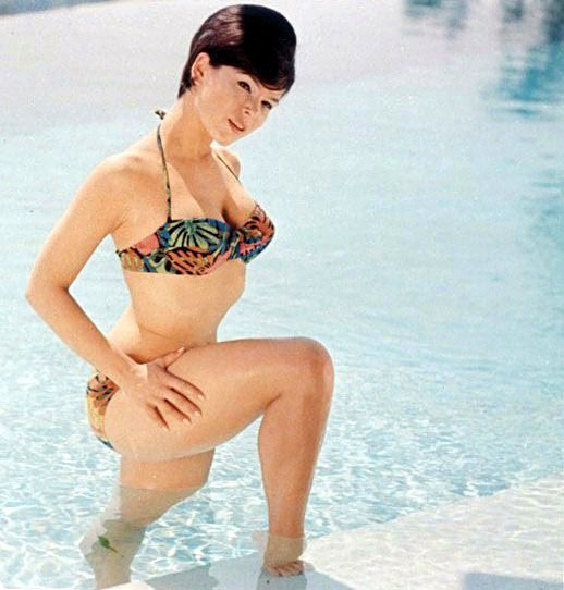 yvonne craig bikini 4