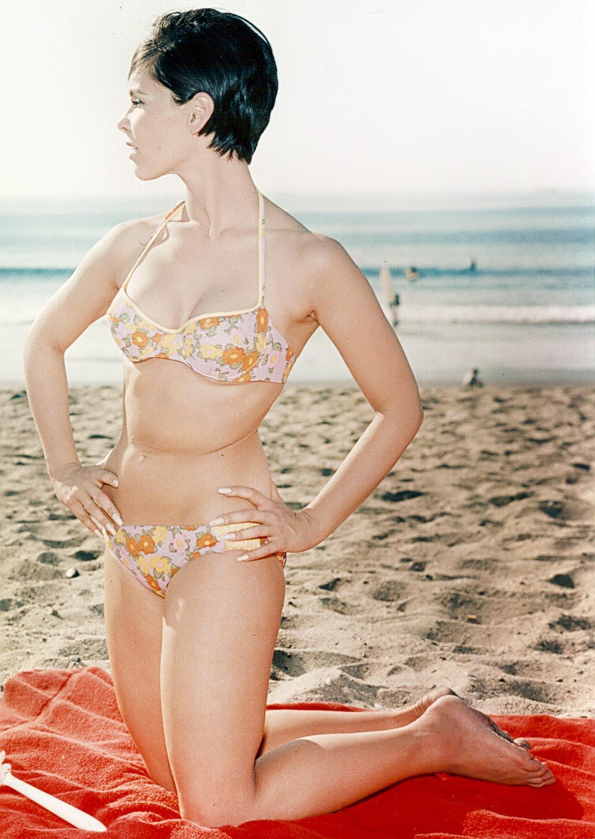 yvonne craig bikini 3