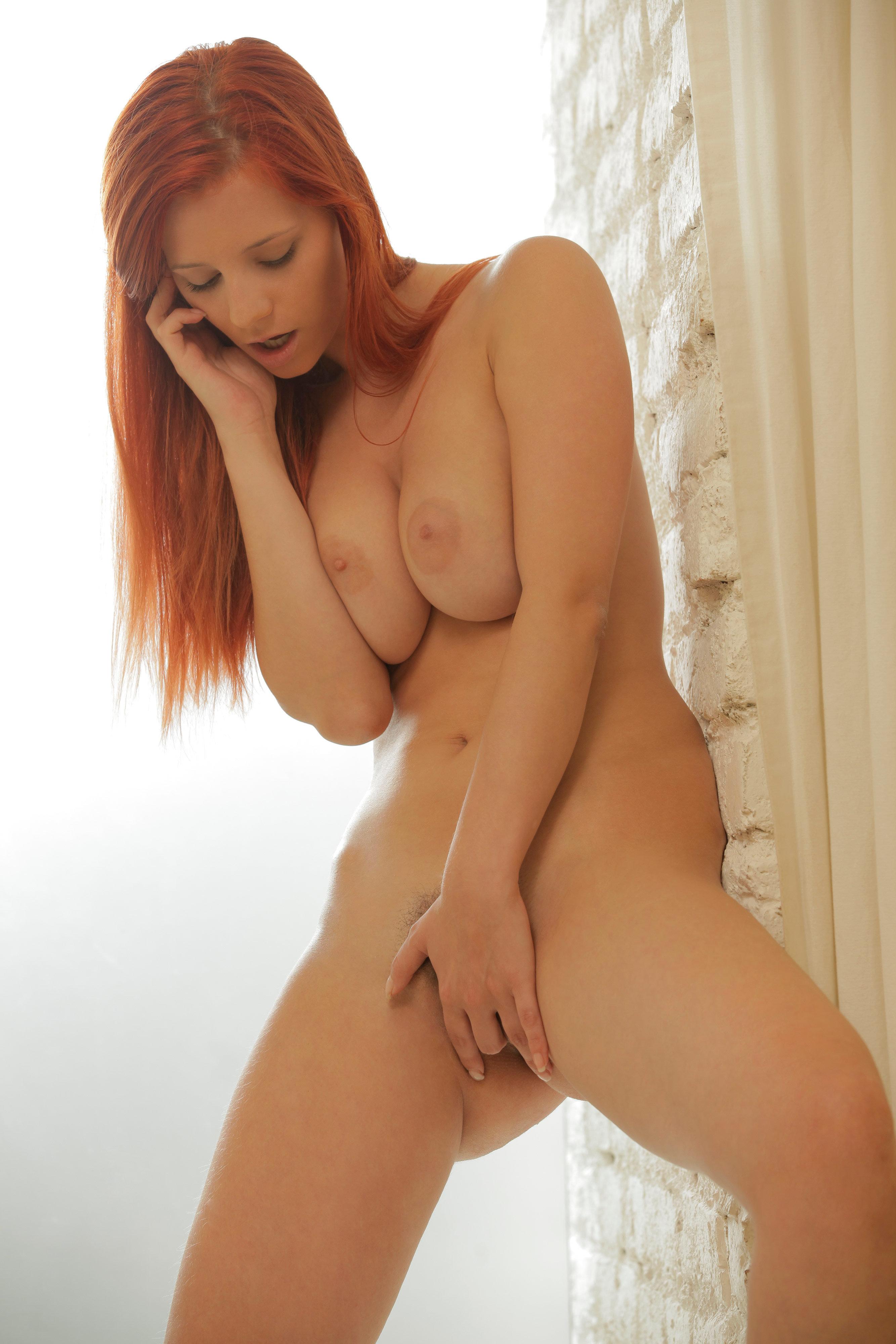 Рыжие голые девушки порно 1 фотография