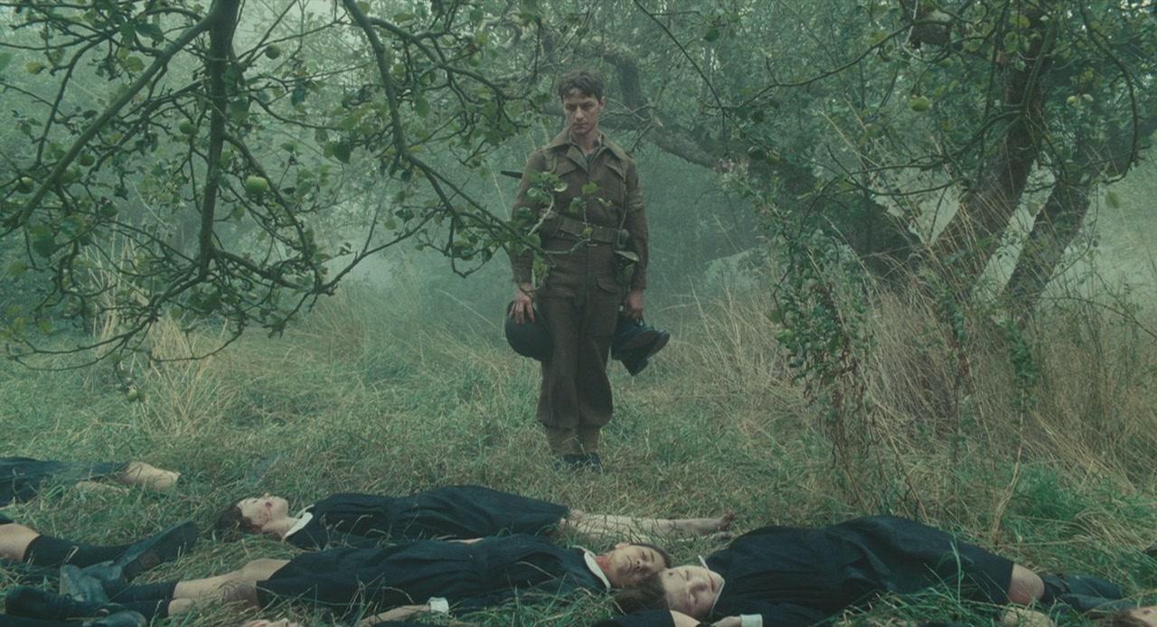 impressive cinematic techniques in joe wrights film atonement In the same year, he portrayed wickham in joe wrights version of pride, in 2008, friend and tom mison wrote and starred in a short film called the continuing and lamentable saga of.