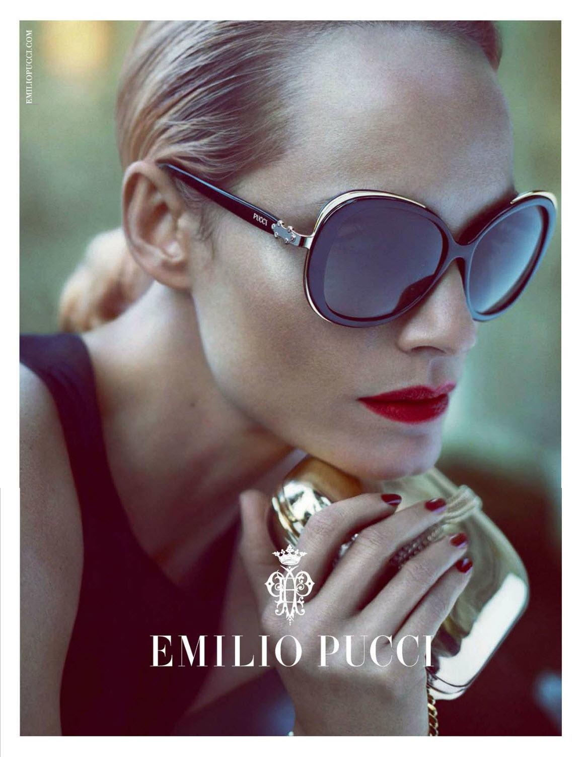 Emilio Pucci 2013 SS eyewear 1