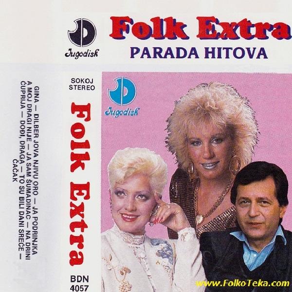 Folk Extra 1992 a