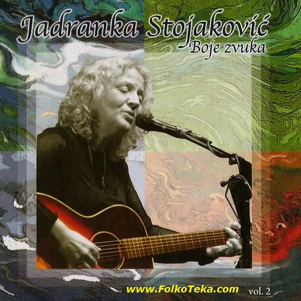 Jadranka Stojakovic 2013 Boje zvuka Vol 2 a