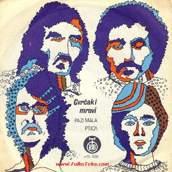 Cvrcak I Mravi 1973 a