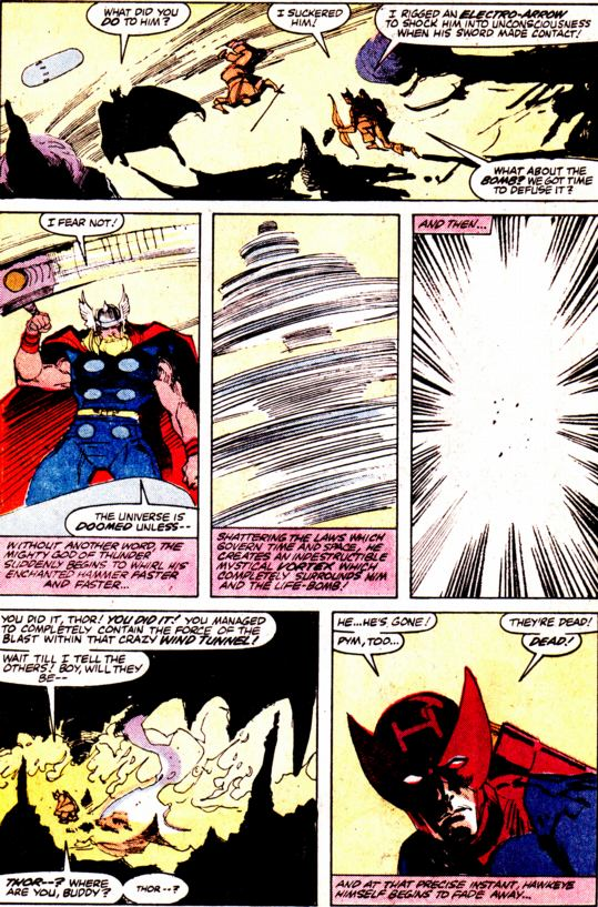 Avengers Annual 16 11
