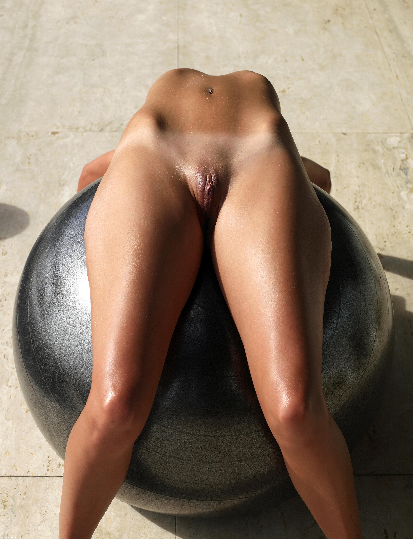 Pilates Ball Nude 72