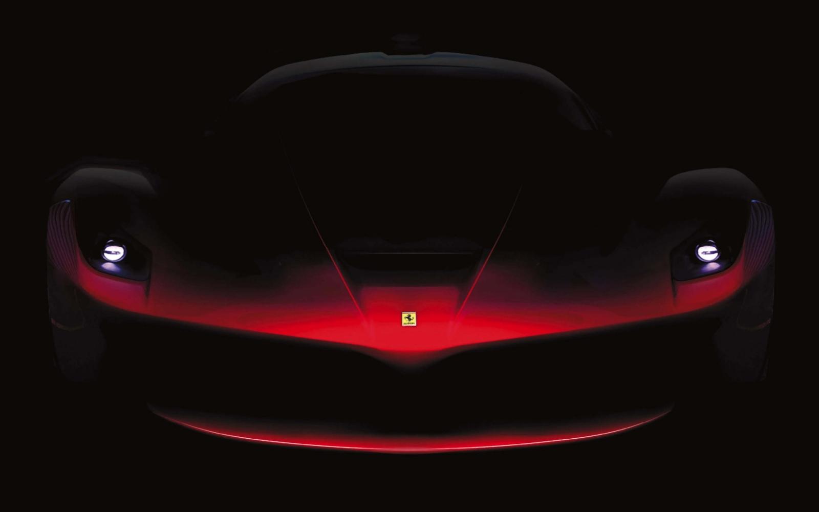 Ferrari teaser 1