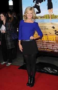 Арден Майрин, фото 9. Arden Myrin - Premiere of Universal Pictures' 'Wanderlust' at Mann Village Theatre in Westwood - Febr. 16,2012, foto 9