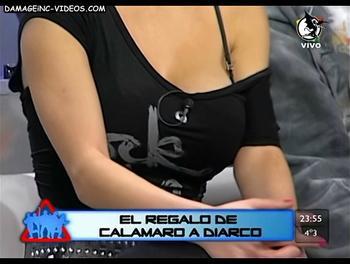 Mariana Diarco big tits