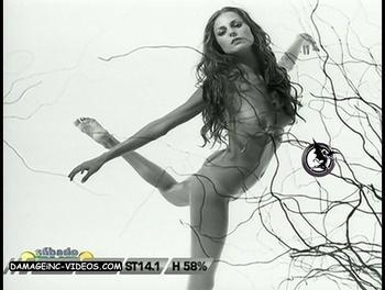 Las tetas de Loli Lopez desnuda