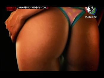 Dallys Ferreira booty