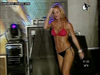 Argentina Celebrity Jesica Cirio hot body in bikini