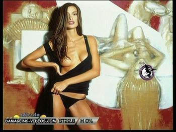 Florencia Gomez Cordoba topless