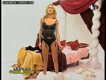 Natalia Graciano erotic lingerie model