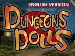 Dungeons Dolls